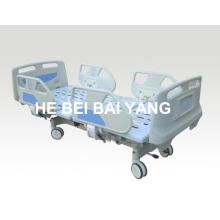A-5 lit d'hôpital électrique à cinq fonctions