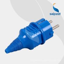 Saip / Saipwell Schuko Plug de haute qualité avec certification CE