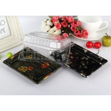 Clamshell Plastic Food Box