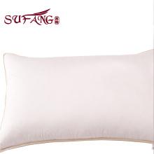 2017 almohada de ganso cómoda de lujo del hotel casero directamente de la fábrica de la alta calidad