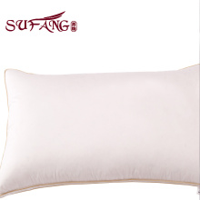 2017 Factory Directly High Quality Hotel Home Luxury Comfortable goose down pillow