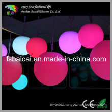 Multifunction DMX 512 Glow LED Ball Light