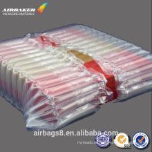 Embalaje plástico de burbuja grande protectora fuerte amortiguador bolsa de aire