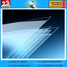 1 Zoll Dick Glaverbel Glas 4mm 5mm 6mm 8mm 10mm 12mm Farbige Glasplatten