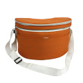 Thicker Insulated Walls Semi Circle Shape Cooler Bag