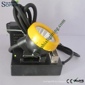 2.2ah LED Scheinwerfer, Sicherheitsscheinwerfer, Kappenlampe