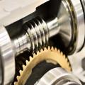 Kundenspezifisches hochwertiges Schneckengetriebe
