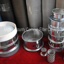 Professional stainless steel micron filter sieve
