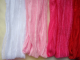 Wholesale Folds Wide Satin Headband Hair Accessories