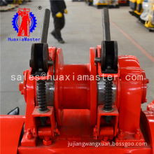 HZ-130YY hydraulic drill rigs/130m depth water well drilling rig/qutomatic feed mechanism drilling equipment