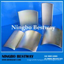 Best Price Neodymium Magnet Generator Arc Magnet
