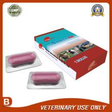 Medicamentos veterinários de Albendazole 3000mg + Ivermectine 100mg Bolus