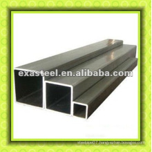 high quality gal square steel pipe from china manufacture
