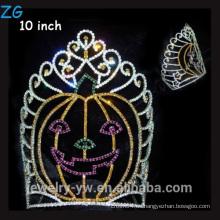 Concurso de vacaciones de diamantes de colores de Halloween
