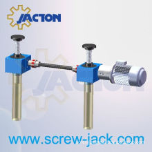 motorized screw drive systems, drive screw lift table devices, high capacity jack screw tables manufacturers and suppliers