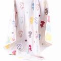 6 Schichten Musselin Ente Design Babydecke Baby Handtuch