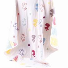 6 capas Musel Duck Design Baby Blanket Baby Towel