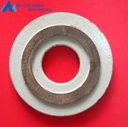 High Temperature Resistant Non Asbestos Material Clutch Friction Disc - 1