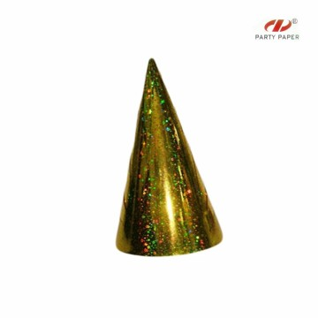 Disposable Hologram Party Hats With Custom Design