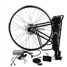 Venda quente fornecimento direto da fábrica elétrica bicicleta kit casa preço barato chinês