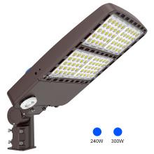 Luminária de caixa de sapato para área de iluminação pública LED de 200 w