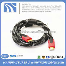 Cable HDMI M a M Transparente para HDTV 1.5m