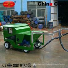 Machine en caoutchouc de pulvérisateur de Ptj-120 pour la piste de course en plastique d'EPDM