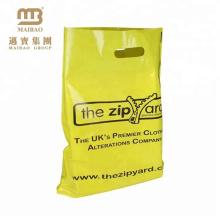 Online-Shop Shopping Verpackung Cute Benutzerdefinierte Boutique Store Ldpe Kunststoff HDPE Pe Tasche