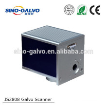 Sino-Galvo JS2808 Head Scan Laser With 20mm Beam Aperture