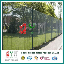 Galfan Wire Powder Coating High Quality Anti Climbing Security Fence