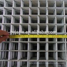 Panneaux soudés de barrière de treillis métallique dans la jauge 12