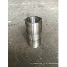 Piezas de mecanizado de acero forjado para maquinaria