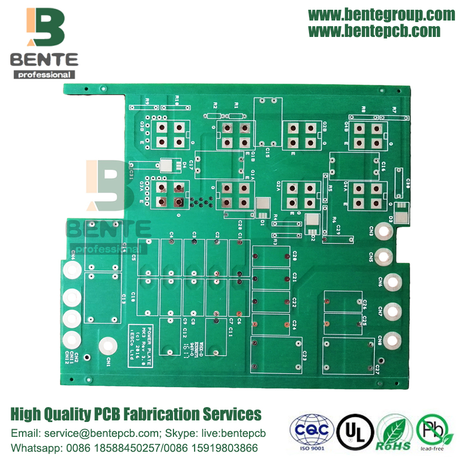 Matt Green 2Layers TG150 Thick Copper PCB
