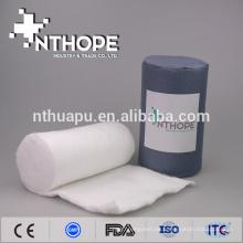 rollo de algodón de combate hemostático