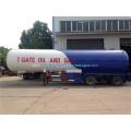 Remorque de réservoir de lpg Factory Semi 30tons
