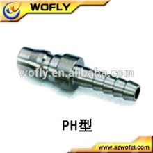 3/8 stainless steel quick coupler
