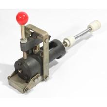Fancy Yarn Short Fiber Hollow Spindle Twisting Machine