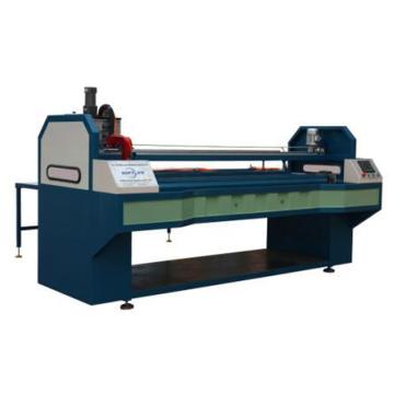 Manual mattress pocket spring assembling machine