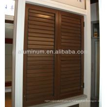 50B алюминиевое окно затвора