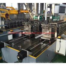 máquina de perfil drywal combinada Máquina de perfil de drywall Calibre ligero pernos de acero