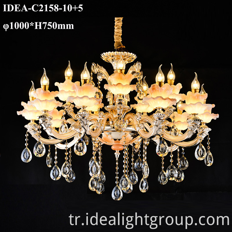 wholesale candle lighting chandelier
