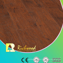 12.3mm Embossed Hickory Waxed Edged Lamianted Flooring