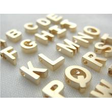 Подвески из нержавеющей стали Alphabets