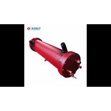 Evaporadores de carcasa refrigerados por agua de alta calidad para evaporar