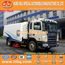 JAC 4x2 HLQ5161TSLH sweeper truck good quality hot sale for sale