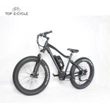 Haute qualité Bafang 100w moteur d'entraînement à mi-corps gros pneu vélo électrique 2017 2018