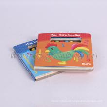 impresión de libros de tapa dura para niños
