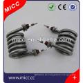 CE-geprüfte elektrische Spirale und Rohrheizkörper