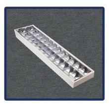 Support de tube, T5 / 4X40W / 1220 * 600 encastré lampe Grille