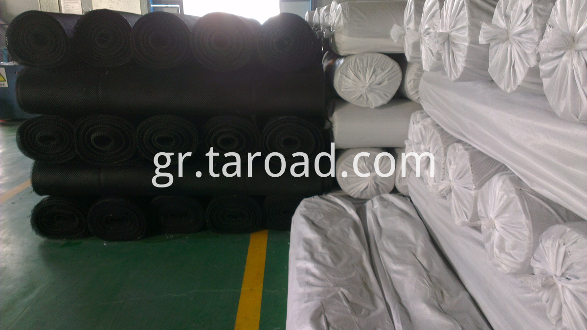HDPE Soil Stabilizing Geonet Square Net